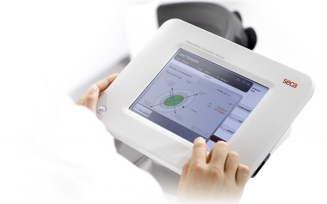 SECA mBCA 515 – Ernährungstherapie mit modernster Technik
